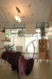 Teeth whitening room